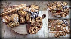 Puppenstube - Puppenküche - Miniatur Essen - Brot - Brotspezialitäten-1:12 | eBay