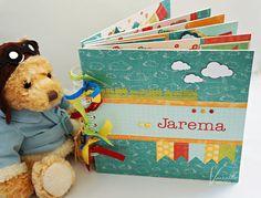 Odskocznia vairatki: Albumik dla Jaremy/DT ScrapCafe
