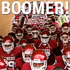 #OU #Sooners #BoomerSooner  super excited for the Bowl Game tomorrow night