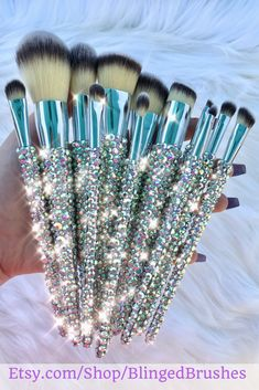 118e786269ec 79 Best Etsy Finds images in 2019 | Makeup brush set, Set of makeup ...