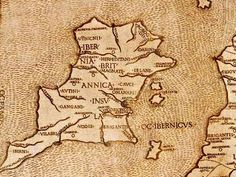 An ancient Greek image of the Emerald Isle was the basis of all cartography to come.