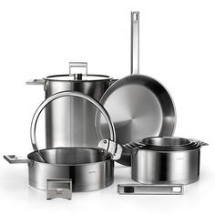 cristel stainless steel cookware