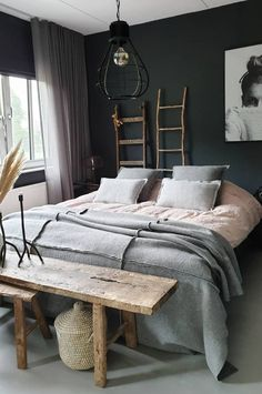 BEST SMALL BEDROOM DECORATION IDEAS 2019 - Page 9 of 36 small bedroom; small bedroom ideas for couples; small bedroom ideas for women; Small Room Bedroom, Cozy Bedroom, Modern Bedroom, Master Bedroom, Contemporary Bedroom, Bed Room, Scandinavian Bedroom, Bedroom Wardrobe, Couple Bedroom Decor