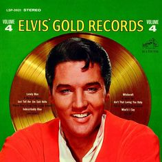 Elvis Presley - Gold Records Volume 4 on 180g Import LP from Speakers Corner