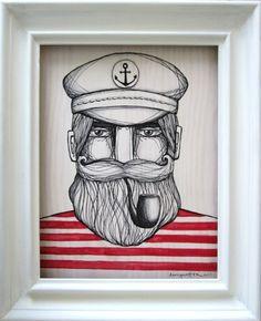 Capitaine Moustache
