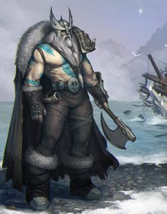 Viking by Afrocream on DeviantArt
