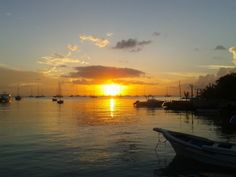 Another great sunset inBayahibe, Dominican republic