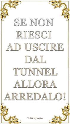 Regilla ⚜ il tunnel...