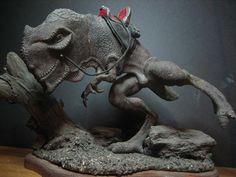 Talbot maquette by flintlockprivateer.deviantart.com on @deviantART