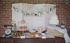 Tea Party Themed Bridal Shower prettymyparty.com