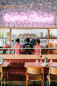 Super Loco — Robertson's Quay, Singapore