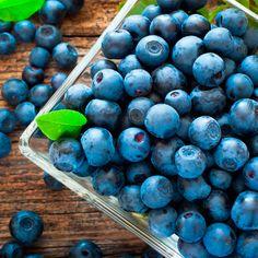 7 Health Benefits of Blueberries