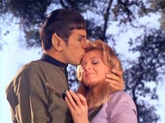I still have such a ridiculous crush on Spock.