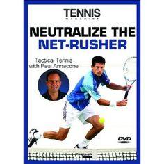 Tennis Magazine: Neutralize the Net Rusher (DVD)  http://www.localtenniscourt.com/localten.php?p=B000H5U81E  B000H5U81E