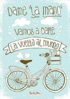 Vamos a darle la vuelta al mundo #Calle13
