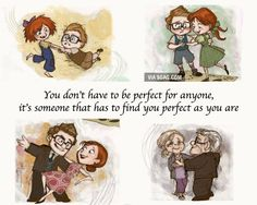 Cute love quotes for him - Collection Of Inspiring Quotes, Sayings, Images Cute Couple Quotes, Cute Love Quotes For Him, Disney Love Quotes, Up Carl Y Ellie, Up Movie Quotes, Pixar Up Quotes, Fact Quotes, Real Quotes, Famous Quotes