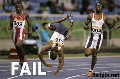 Funny Sports Fails   Funny Sport Fails - Spoki - bildes 2