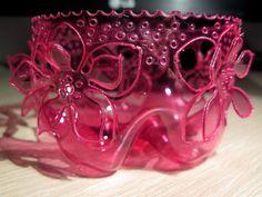 Plastic Bottle Crafts, Diy Bottle, Recycle Plastic Bottles, Diy Crafts Slime, Slime Craft, Recycled Bottles, Recycled Crafts, Crafts For Seniors, Plastic Flowers