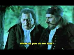 Cyrano De Bergerac (1990) Cyrano's Death scene French with Engish subs (not very accurate)