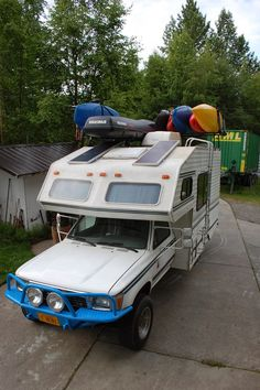 Well, it's been close to 2 years now, living in my little motorhome, on the road nearly every night in a new place, doing my best t...
