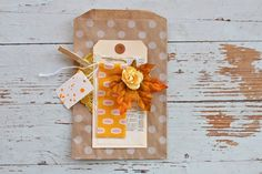 Image of Paperclip Flags Kit-Indian Summer Card Tags, Gift Tags, Washi Tape Planner, Halloween Paper Crafts, Scrapbook Paper Crafts, Scrapbooking, Mish Mash, Craft Bags, Pillow Box