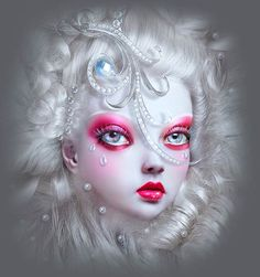« Ghostly winds »,  Natalie Shau -- STUNNING