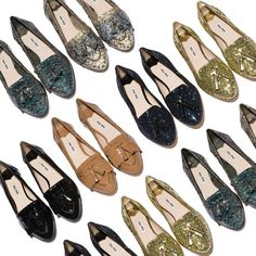 Cute MIU MIU fall loafers  Androgynous charm, girly menswear-inspired. I see these being a bit hit this fall.