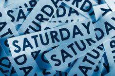 Η ΔΙΑΔΡΟΜΗ ®: Σαββάτο Σάββατο ΣΑΒΒΑΤΟ
