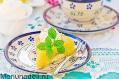 Яблочный торт без выпечки
