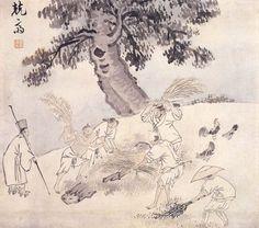 김득신(金得臣, 1754년(영조 30년) ~ 1822년(순조 22년))은 조선시대 후기의 화가이다. 자는 현보(賢輔), 호는 긍재(兢齋), 홍월헌(弘月軒), 본관은 개성(開城)이다. 도화서 화원 출신으로 초도 첨절제사(椒島 僉節制使)에 이르
