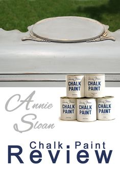 Remodelaholic | Furniture Painting Series Part 2: Annie Sloan Chalk Paint® Come learn about this type of paint and how we used it on Remodelaholic.com #chalkpaint #furniturepainting Furniture Repair, Paint Furniture, Furniture Projects, Furniture Makeover, Diy Projects, Furniture Refinishing, Antique Furniture, Paint Paint, Chalk Paint Projects