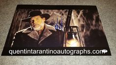 My Quentin Tarantino Autograph Collection: James Remar AKA Butch Pooch / Ace Speck of Django ...