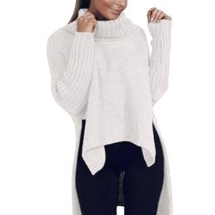 Eoeth Blouse Tops for Women,Warm Winter Knit Sweaters Bat Sleeve O-Neck Pullover Casual Solid Sweatshirt Tracksuits Shirt