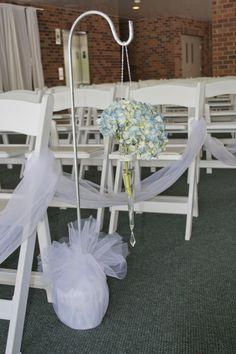 Twinbrook Floral Design Blue Wedding Arrangements, Floral Design, Chair, Furniture, Home Decor, Decoration Home, Room Decor, Floral Patterns, Home Furnishings