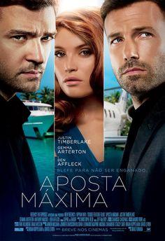Com Justin Timberlake filme Aposta Máxima estreia nesta sexta (04)