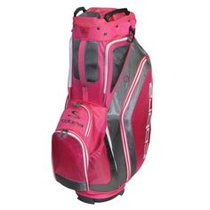 Fly-Z Womens Cart Bag-Raspberry