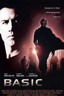 Basic (2003), Samuel L. Jackson, John Travolta