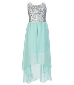 Girls Size 7-16 Dresses : Girls Size 7-16 Clothing | Dillards.com. Looks like an Elsa dress!