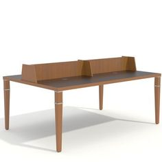 """Palmieri Element 40"""" 4-Person Table Accent Finish: Navy, Frame Finish: Natural Maple, Top Finish: Fusion Maple"""