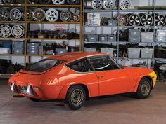 1967 Lancia Fulvia - Sport 1,3 Zagato | Classic Driver Market