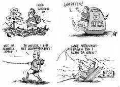#Pammesberger: Wandern ist sehr beliebt bei Österreichs Politikern (30.06.2014)