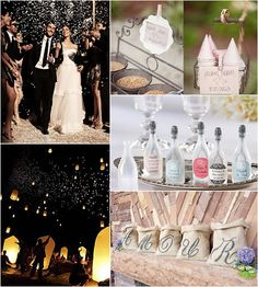 New Traditions:  To Throw Rice or Not?! Wedding send off alternatives
