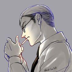 Erwin Smith   Эрвин Смит   Shingeki no Kyojin   VK