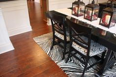The Yellow Cape Cod: 31 Days of Building Character:Wood Floors - Laminate wood flooring.