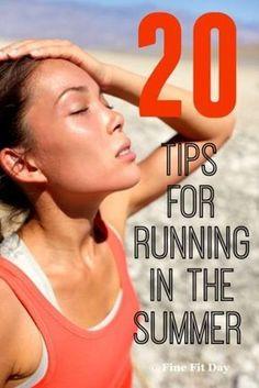 Tips for Hot Weather Running -  tips for runners     running tips     healthy tips for runners   #tipsforrunners #runningtips https://www.runrilla.com/