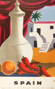 Guy Georget - Spain, 1950