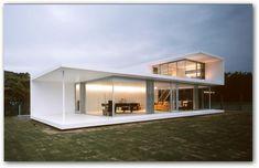 Fachadas de loft   Planos de Casas