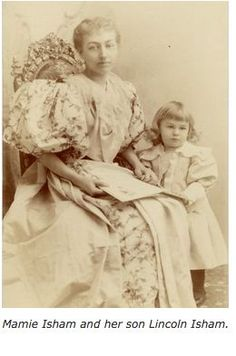 """Mary Todd """"Mamie"""" Lincoln Isham - was the granddaughter of President Abraham Lincoln. She was the daughter of his first born son, Robert. Us History, Women In History, Family History, American History, Fashion History, Greatest Presidents, American Presidents, Us Presidents, Abraham Lincoln Family"""