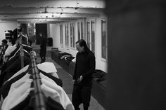 BEHIND THE SCENES AT RICK OWENS   EXCLUSIVE: CR...
