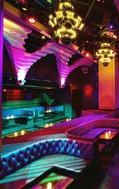 Lavish nightclub